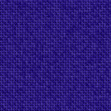 Blue knit pattern or texture Stock Image