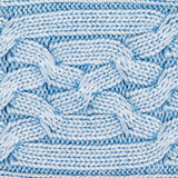 Blue Knited Pattern Stock Photos