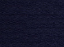 Blue knitted fabric Stock Images