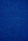Blue knitted texture Stock Images