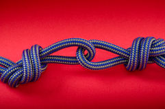 Free Blue Knot Stock Photography - 10552752