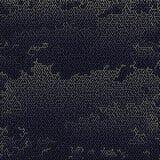 Blue Labyrinth  Background. Kids Maze Royalty Free Stock Images