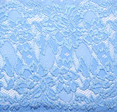 Blue lace Royalty Free Stock Images