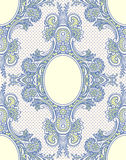 Blue Lace. Wallpaper Pattern. Royalty Free Stock Images