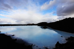 The Blue Lagoon, Royalty Free Stock Photography