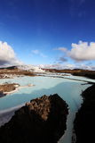 The Blue Lagoon Royalty Free Stock Photography