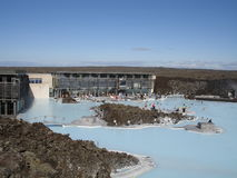 Blue Lagoon 2 Stock Photo