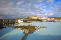 The Blue Lagoon Stock Photos