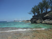 Blue Lagoon Royalty Free Stock Photo