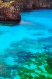 The Blue Lagoon on Comino Island, Malta Gozo Stock Photography