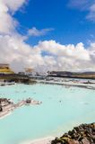 Blue Lagoon - famous Icelandic spa centre, Iceland Stock Photos