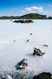 The blue Lagoon, Iceland Stock Images