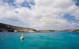Blue Lagoon, Malta Stock Image