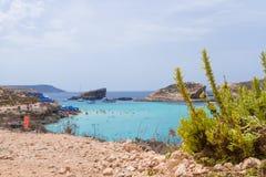 The Blue Lagoon - Malta Stock Images