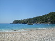 Oludeniz beach Turkey Stock Photo