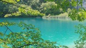 Blue lake Royalty Free Stock Images