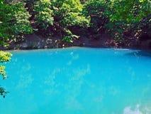 Free Blue Lake In Baia Sprie Maramures County, Romania Royalty Free Stock Image - 221494016