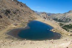 blue lake mountain στοκ φωτογραφίες