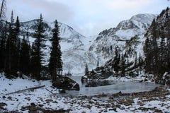 Colorado Mountain Lake Stock Images