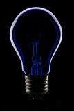 Blue lamp Royalty Free Stock Photo