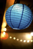 Blue Lantern Stock Photos