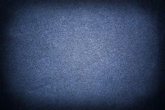 Blue leather Stock Photo