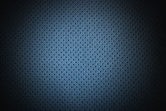 Blue Leather Background. Texture pattern light design art abstract royalty free stock image