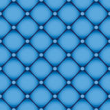Blue leather background Royalty Free Stock Photos
