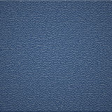 Blue leather background Stock Images
