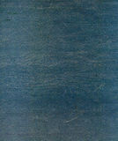 Blue leather texture Royalty Free Stock Image