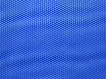 Blue leather texture background Stock Photography