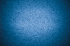 Blue leather texture for background Royalty Free Stock Images