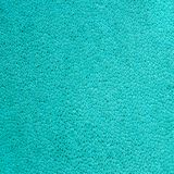 Blue leather texture or background Stock Images