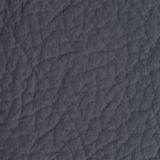 Blue leather texture for background Stock Photography