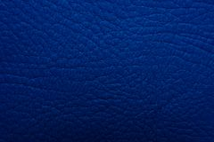 blue leather texture background surface stock image