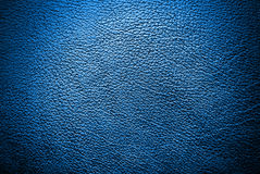 Blue leather Texture, Backgrounds. The Blue leather Texture, Backgrounds stock photos