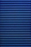 Blue led light background Royalty Free Stock Photo