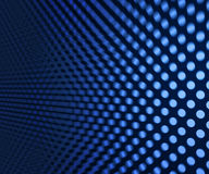 Blue LED Light Stock Images