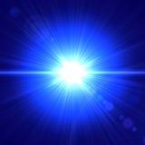 Blue light Stock Images