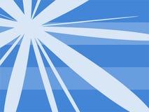 Blue Light Stock Image