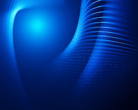 Blue light Stock Photography