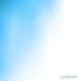 Blue light abstract background. Stock Images