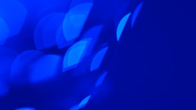 Blue light abstract backgrounds stock video