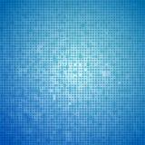 Blue light mosaic. Abstarct background. Vector illustration. Blue light mosaic. Abstarct background Vector illustration Stock Image