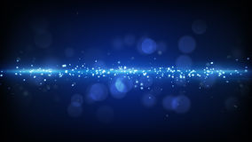 Blue light stripe futuristic background Royalty Free Stock Photo