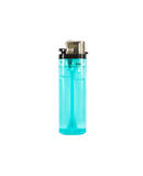 Blue lighter isolated Stock Photos