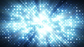 Blue lights disco wall abstract background. Blue lights disco wall. Computer generated absrtact background stock illustration