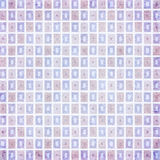 Blue and lilac  tiles Royalty Free Stock Photography