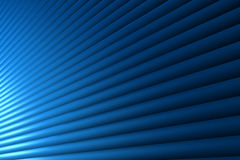 Blue line. Abstract blue line composition. 3d Royalty Free Stock Image