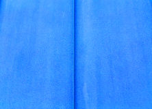 Blue line aluminium based background Stock Photo
